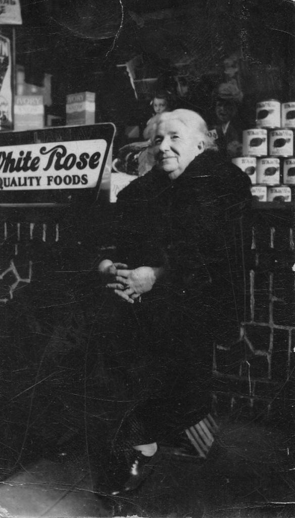 My great-grandmother Bessie Brotman