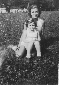 Florence and Elaine 1932