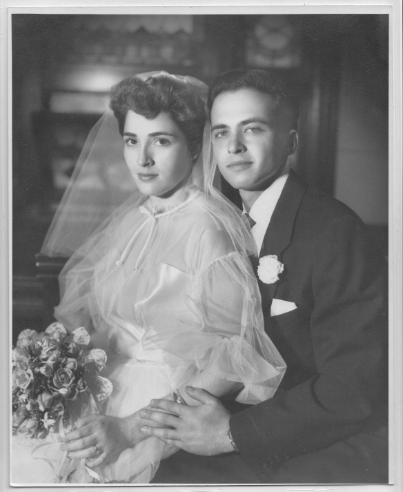 Florence and John Cohen 1951