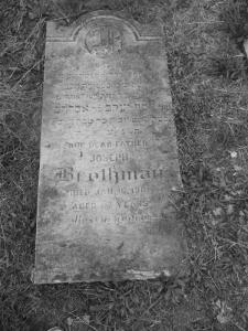 Joseph's grave