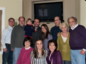 Some of Gussie's descendants
