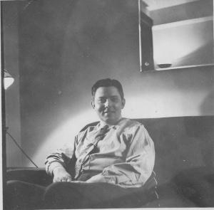 Sam Brotman 1945