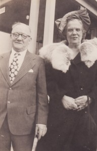 Herman and Sophie Brotman