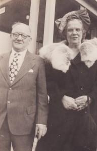 Herman and Sophie Brotman