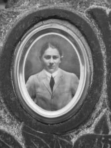 Joseph Brotman died as a young man