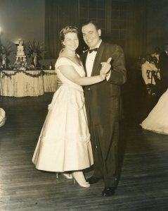 Renee and Charles at Rosalind's wedding