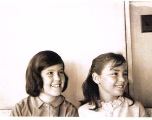 Amy and Beth at Horizons