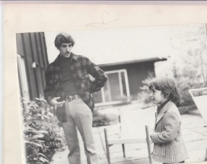 Jeff and Jim 1971