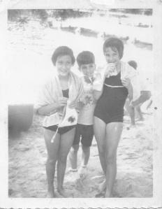 jody julie and ira 1963