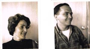 My parents at Horizons 1962