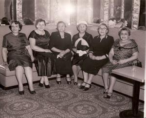 Schwartz sisters 1956