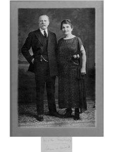 Gustave and Selma Rosenzweig