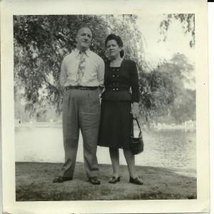 Joe and Sadie