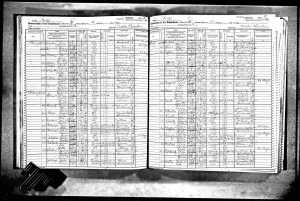 John E Rosenzweig 1925 NYS census