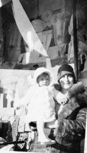 Leah and Teddy February 1929