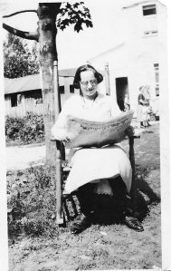 Leah c. 1921