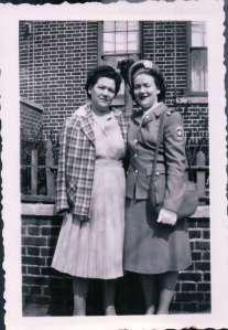 Sadie and Irene Rosenzweig