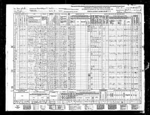 Sam and Sarah Kurtz 1940 census