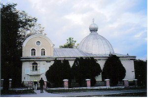 1670 Synagogue in Iasi