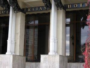 Traian Hotel, Iasi