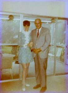 Arlene and Irving Ross August1968