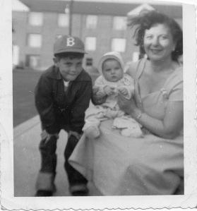 Denny, Bonnie and Freda