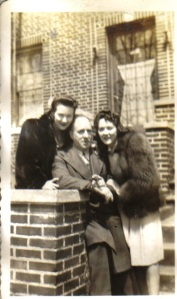 Irene, Joe and Mildred 1941