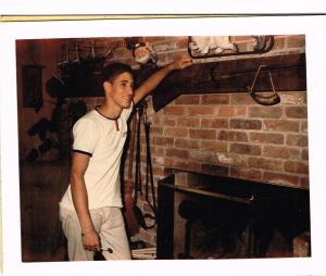 Jeff in West Hartford 1964
