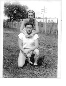 Manny and Freda 1940s