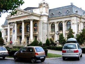 National Theater, Iasi