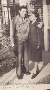 Saul and Vicky 1940s