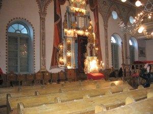 Piatra Neamts Sinagoga
