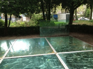 Holocaust Memorial Amsterdam