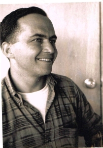 My father  about 1965
