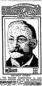 Reuben Cohen