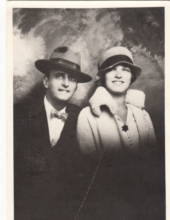 John and Eva Cohen  c. 1930