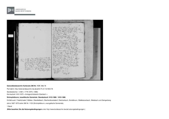 Moses Himmel birth record 1839