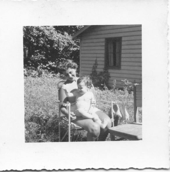 elaine and amy 1953