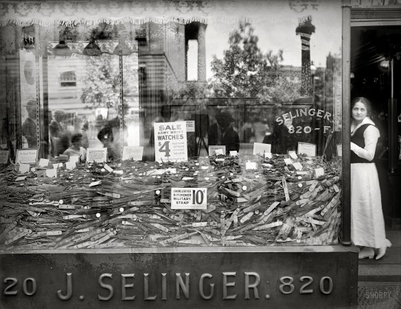 Selinger's Jewelry Store 820 F Street, Washington, DC