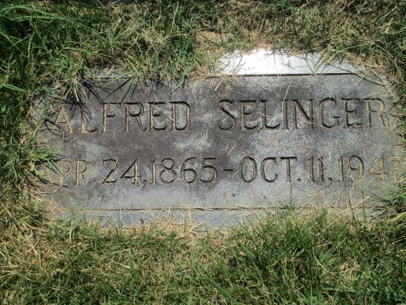 Selinger Alfread
