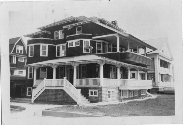 Mervyn Sluizer's house in Atlantic City