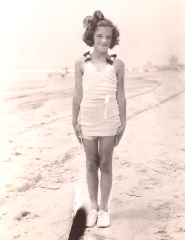 Marjorie 1933