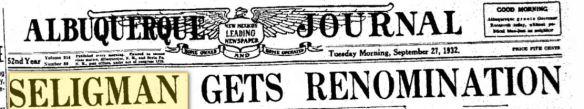 renomination headline