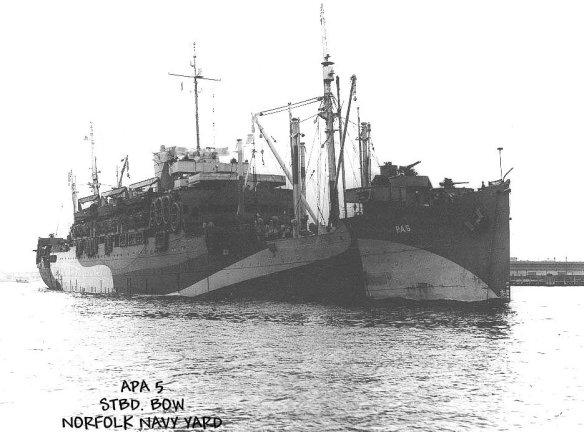 USS Barnett