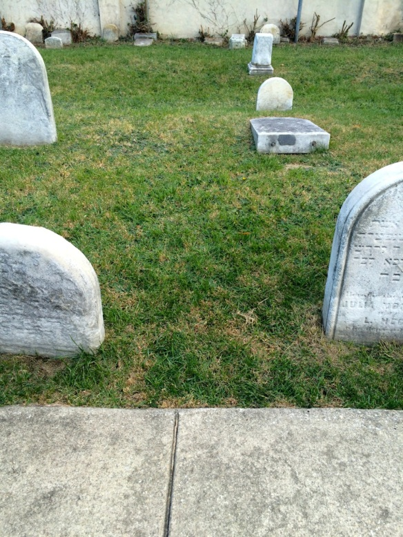 Burial Site of Hart Levy Cohen