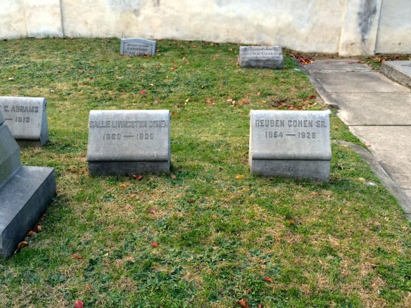 Reuben and Sallie Livingston Cohen