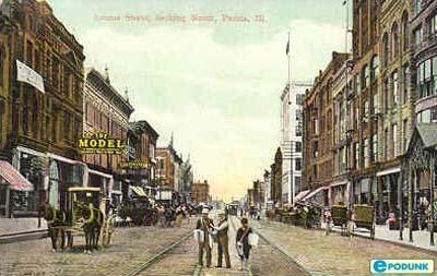 Adams Street, Peoria http://www.epodunk.com/cgi-bin/genInfo.php?locIndex=6554