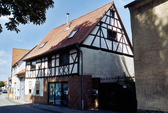Strauss home where the Erbes-Budesheim Synagogue was located  http://www.alemannia-judaica.de/erbes_buedesheim_synagoge.htm