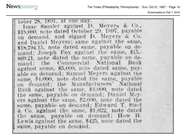 Judgements_against_D_Meyers_and_Co_October_31_1897-page-001
