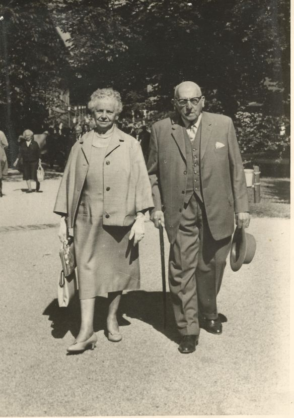 Julius and Magdalena Seligmann